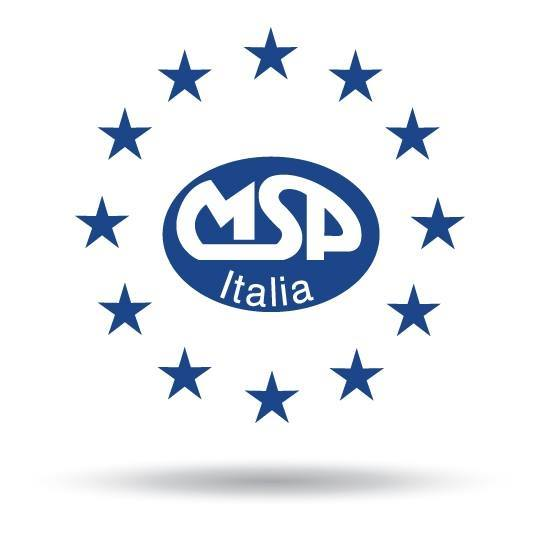 Msp Italia Ente Sportivo riconosciuto dal Coni - logo