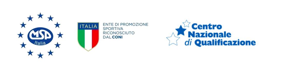Msp Italia Ente Sportivo riconosciuto dal Coni