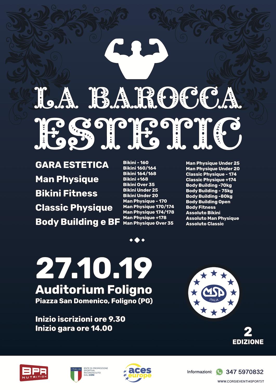 La Barocca Estetic 2019 – NBB Gara