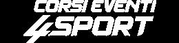 CORSI EVENTI 4 SPORT Logo
