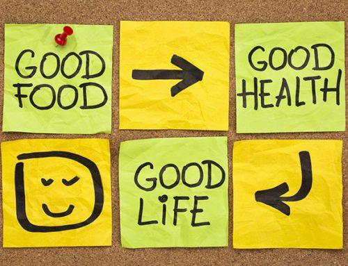 La dieta sana: il cibo è la tua medicina