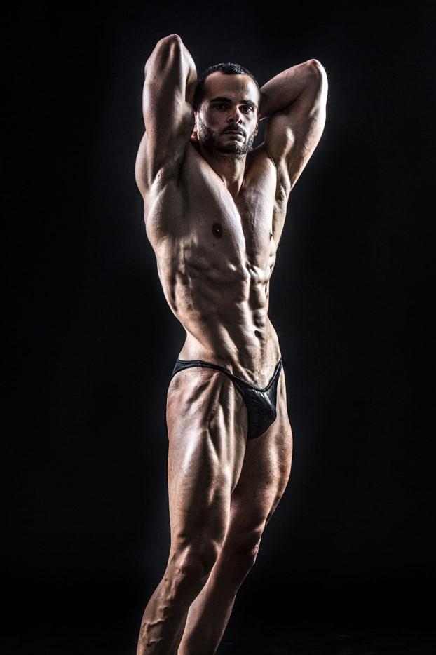 Matteo Picchi Body Builder