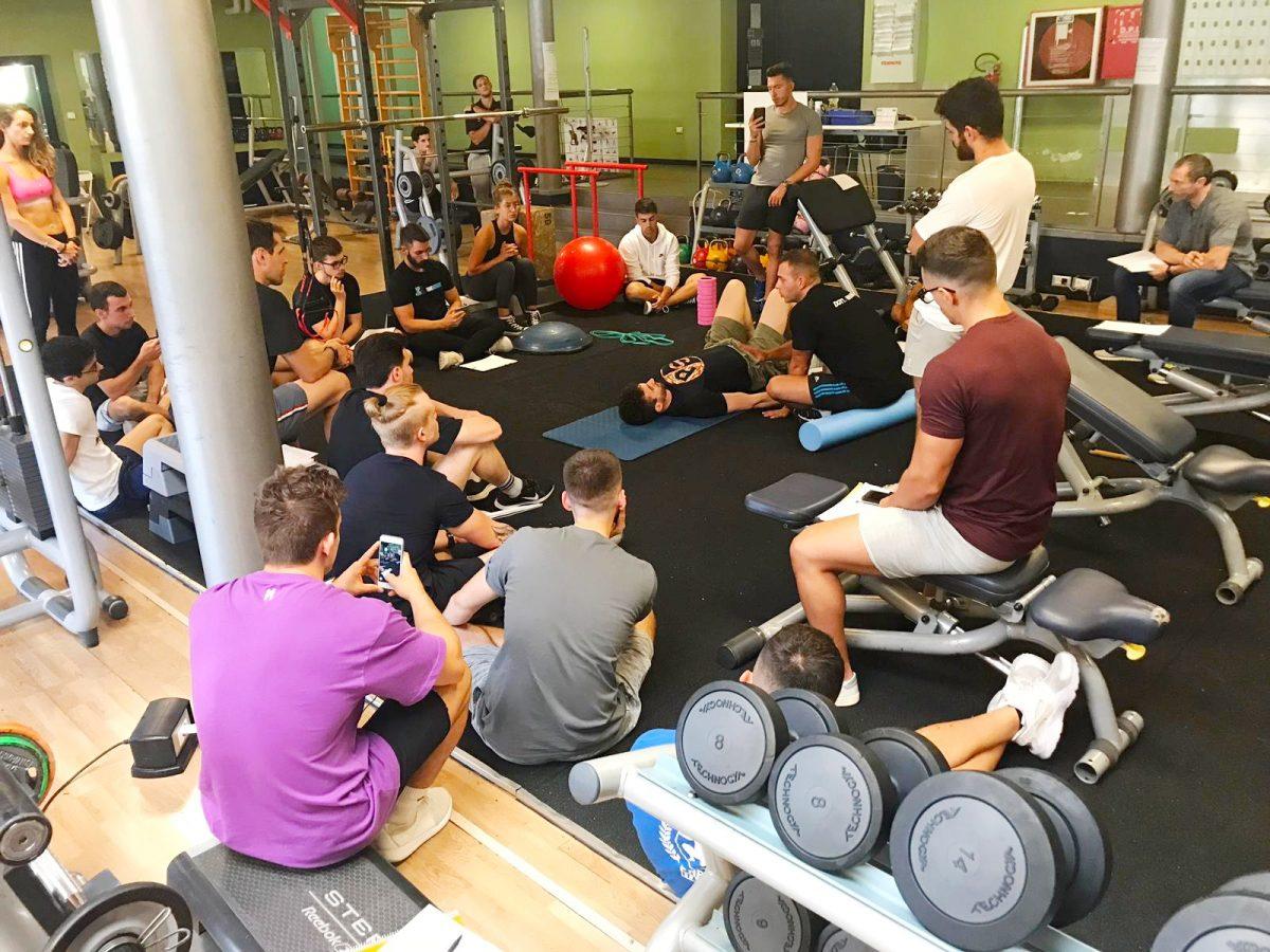 il vero natural bodybuilding corsi