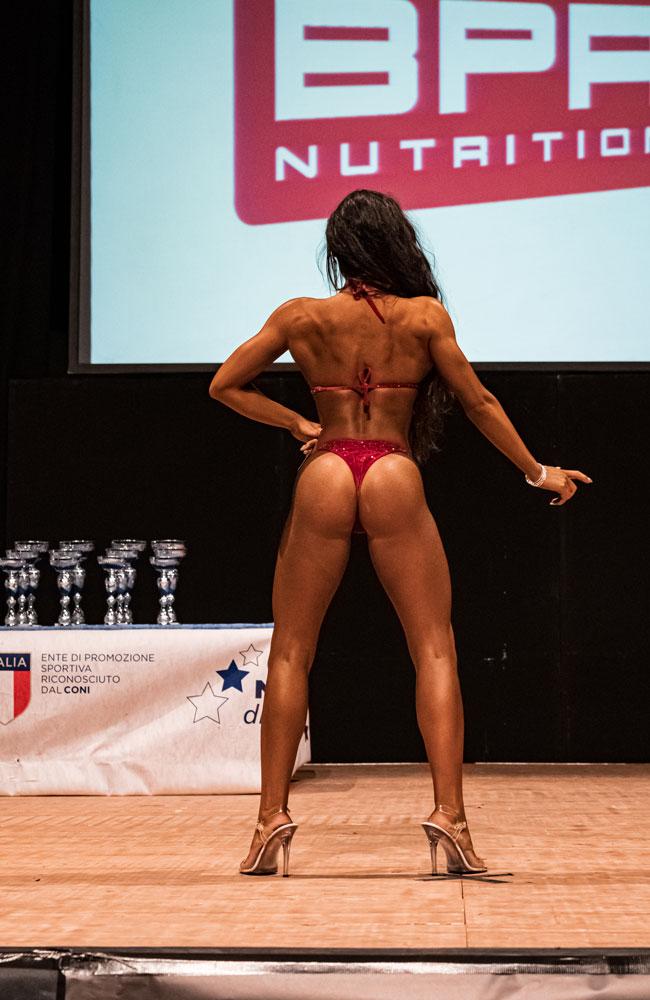La Barocca Estetic 2019 – Natural BodyBuilding Gara femminile