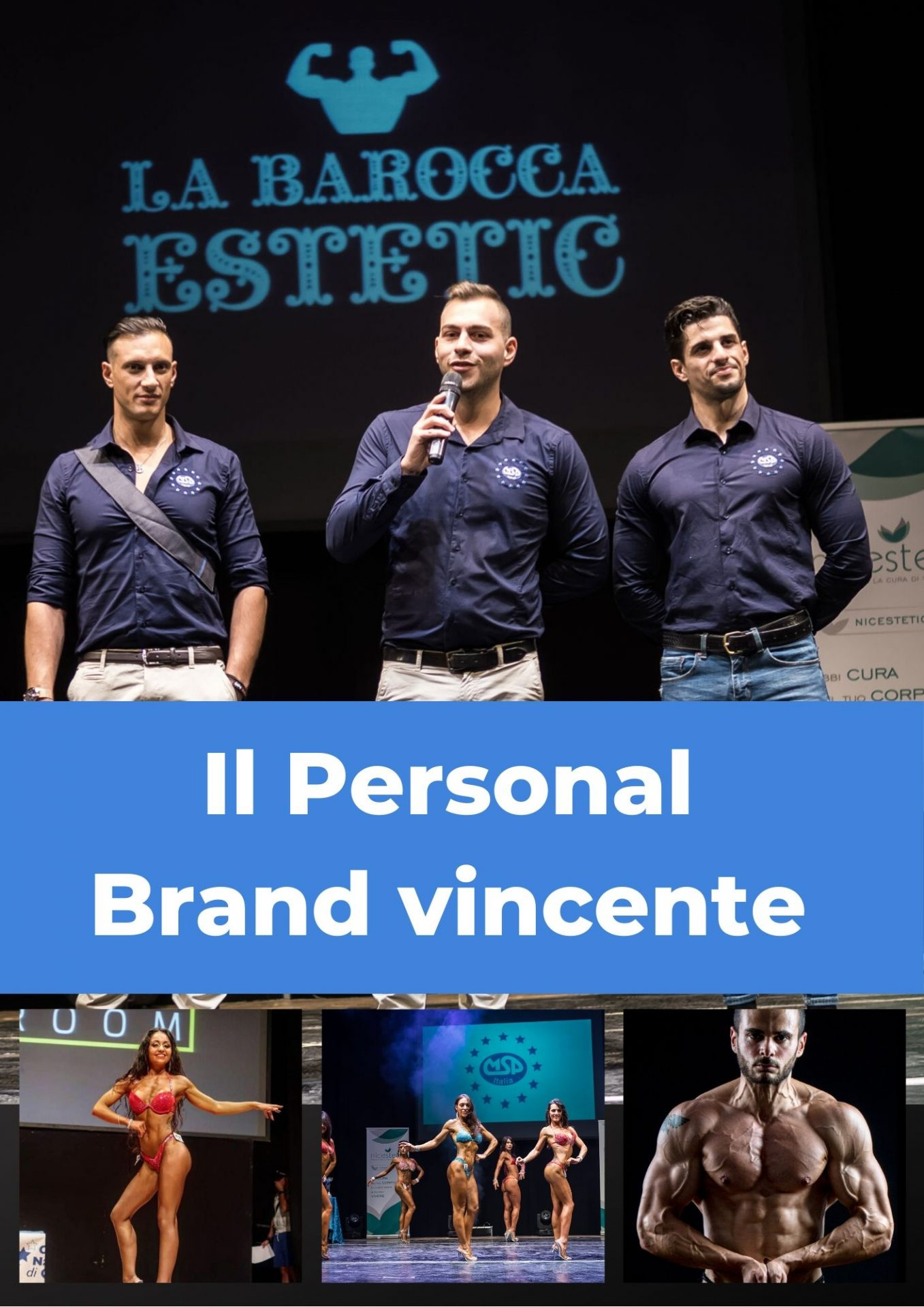 Personal Brand Corsi Eventi 4 sport