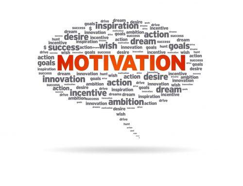 La motivazione; la forza di volontà nel raggiungimento dei propri obiettivi.